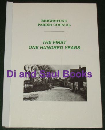 The First One Hundred Years - Brighstone Parish Council